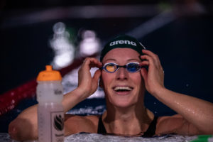 Toussaint Takes Down Own Dutch 100 Back National Record – 58.74