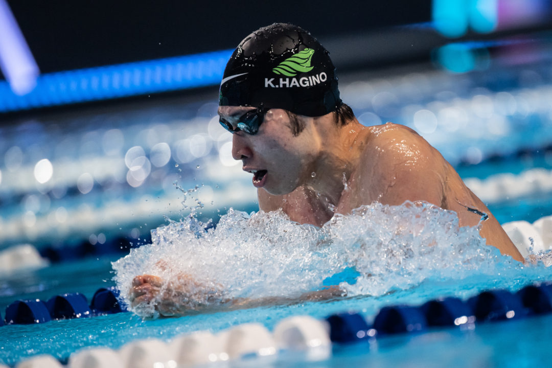 Kosuke Hagino Reportedly Opting To Not Defend 400 IM Olympic Gold