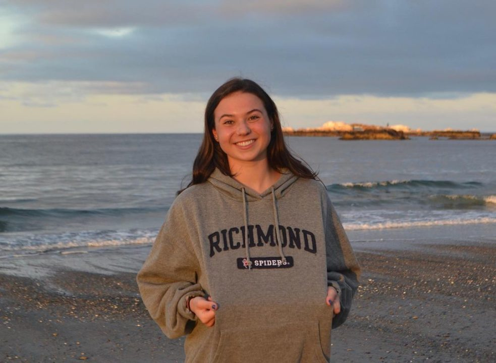 Distance Freestyler Leigh Spicer Commited to Richmond after W&M Cut