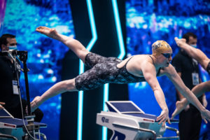 Lilly King Downs 100 Breaststroke American Record, Moves To #3 All-Time