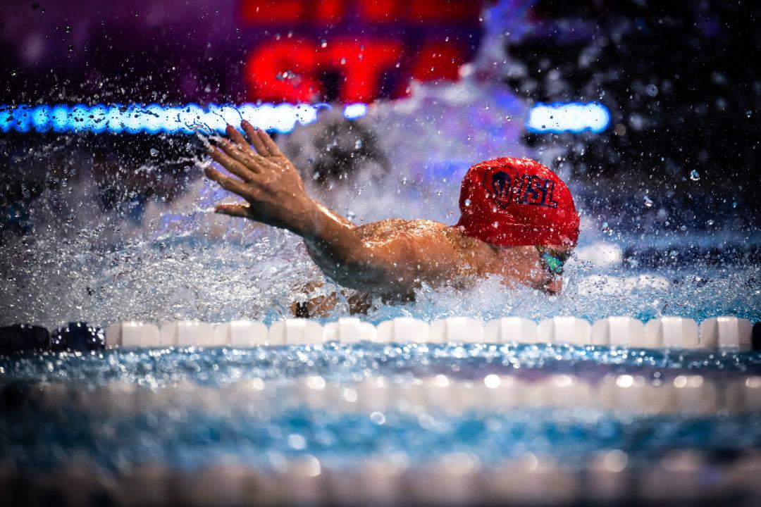 Dolfin Swim of the Week: Maddy Banic's 24.9 in 50 Fly