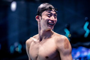 Ever-Consistent Irie Hits 1:55 200 Back To Close Out Japan Swim