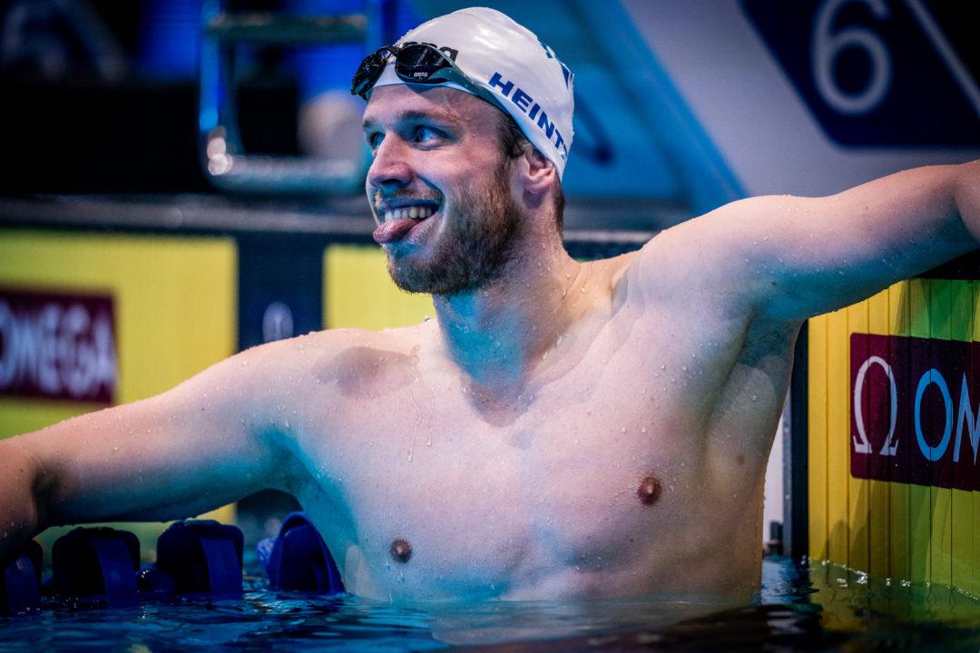 Phillip Heintz, Aqua Centurions Proud of Season, Looking Forward to Next Year