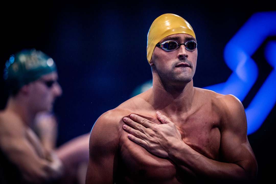 USA Swimming Releases Updated Psych Sheet for PSS With Many Scratches
