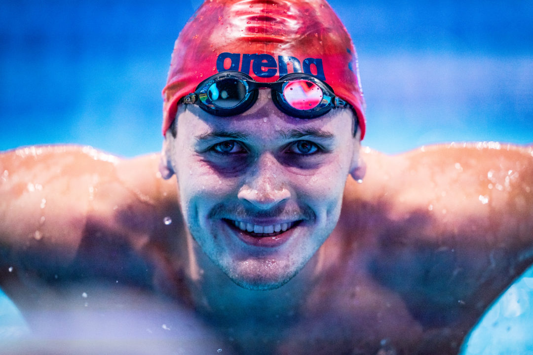 Swimming's TopTenTweets: Kregor Zirk Saves The World