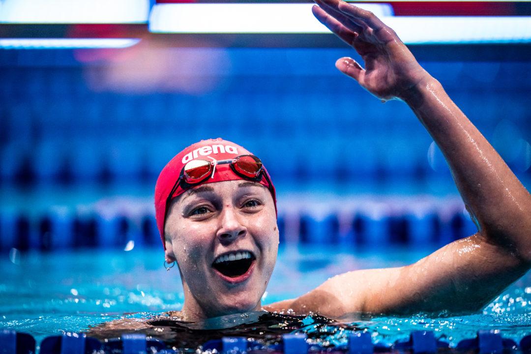 Injured Swedish Swimmer Sarah Sjostrom Sets Dates for Return to Racing