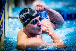 2020 Swammy Awards: South American Male Swimmer of the Year Nicholas Santos