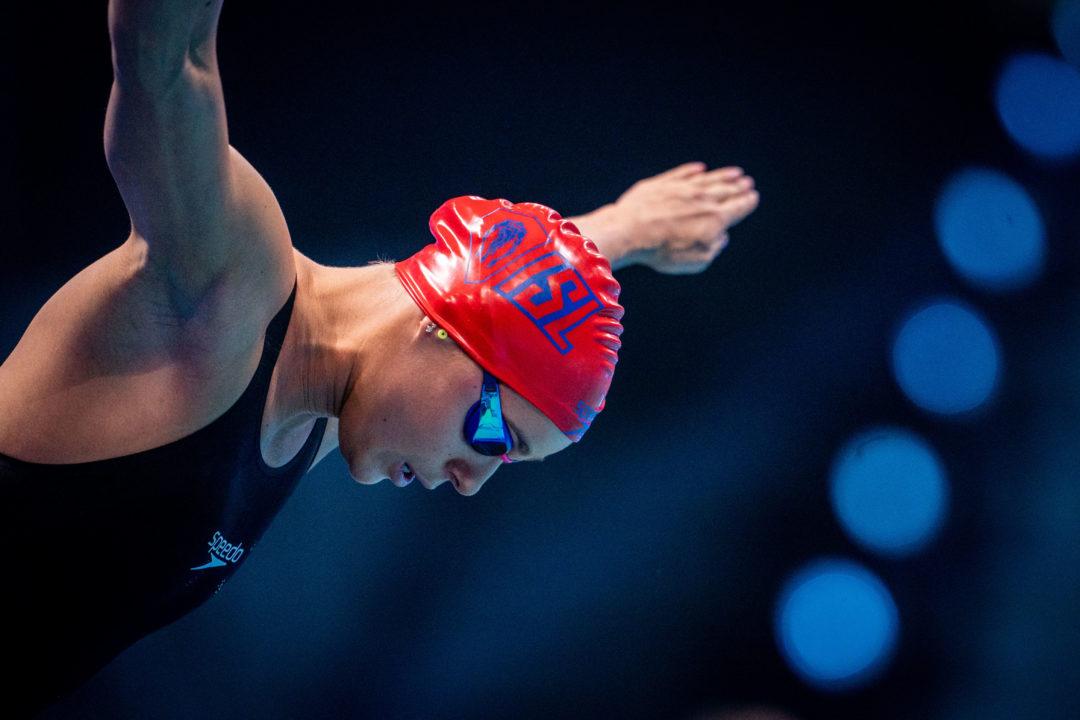 Olympic Champion Pernille Blume Suffers Minor Wrist Injury
