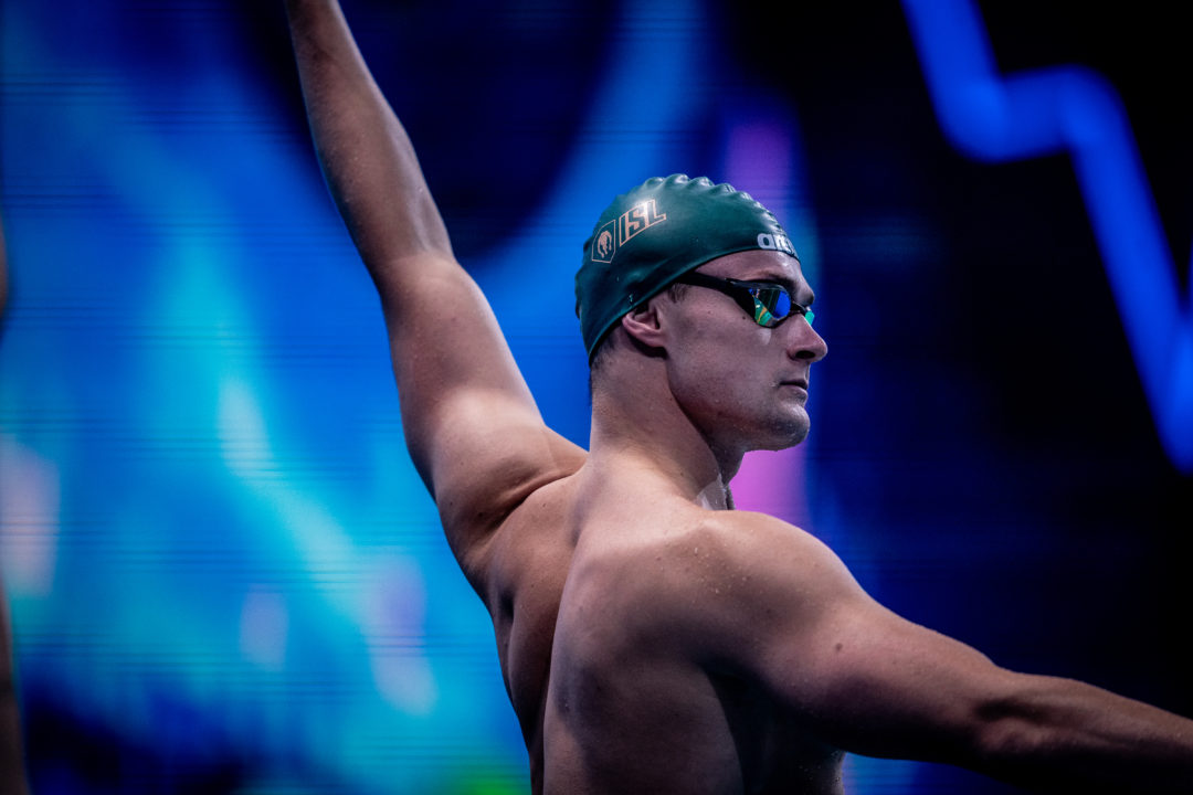Heidtmann and Diener Swim Under German Olympic Cuts in Final Prelims Session