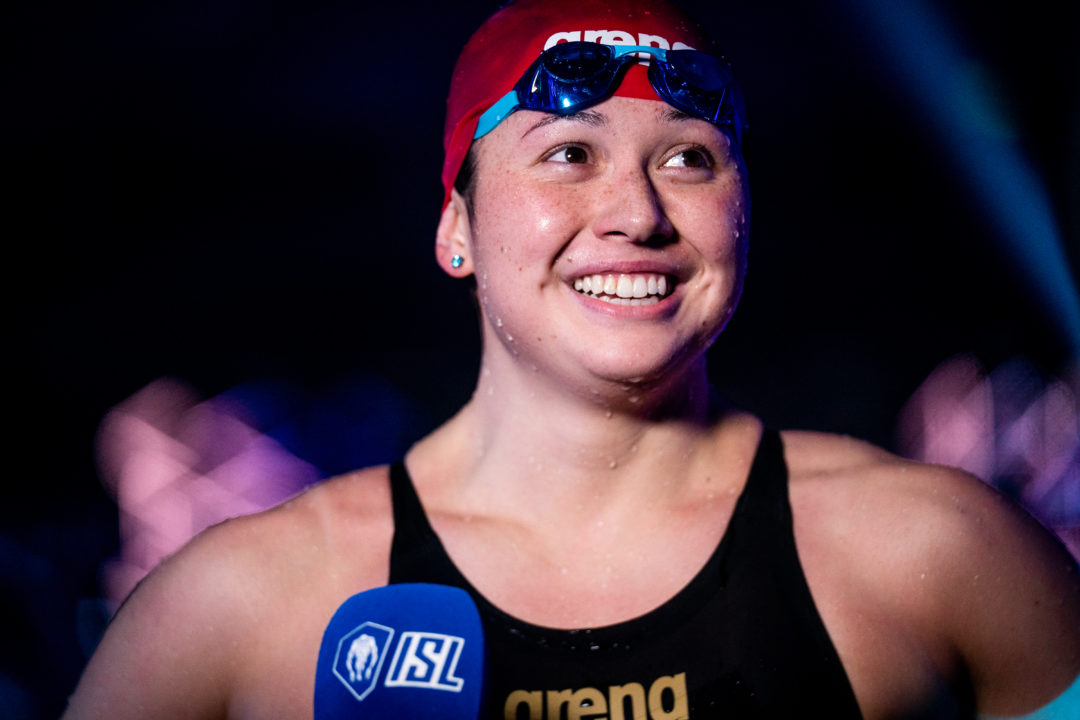 2020 Swammy Awards: Siobhan Haughey Is The Asian Female Swimmer Of The Year