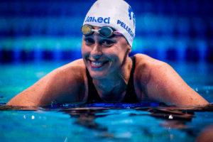 Federica Pellegrini Nuota Il Miglior Tempo Dal 2019 Nei 200 Stile in Corta