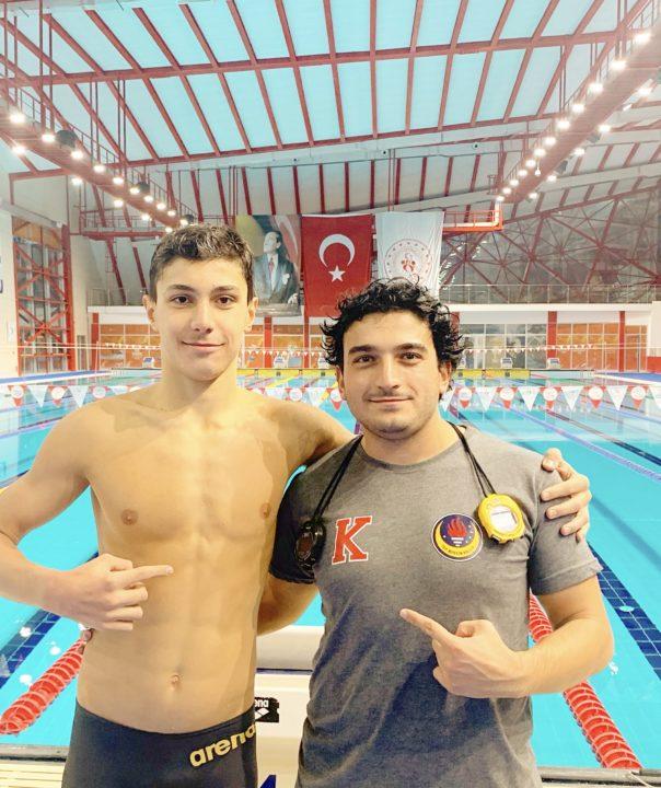 Turkish Teen Duo Makes Waves In Mersin