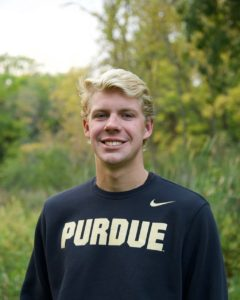 Minnesotan Nick Kale Will Join Purdue's Breaststroke Tradition in Fall 2021