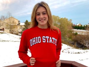 Winter Jrs B-finalist Sydney Davids Verbally Commits to Ohio State for 2022-23