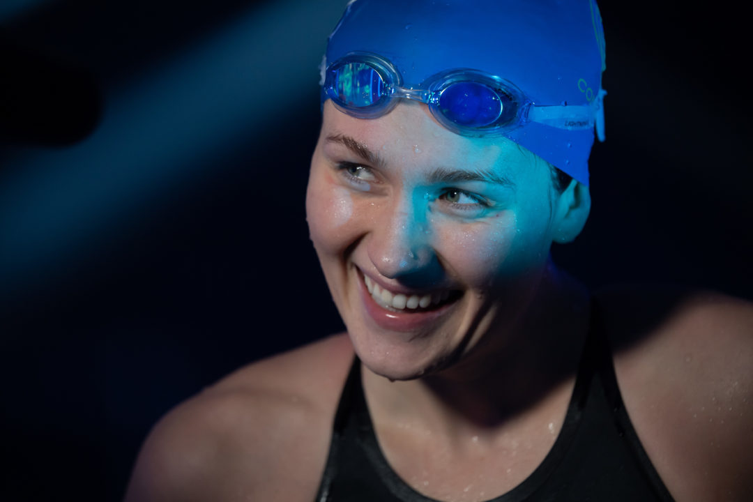 Olivia Smoliga Knocks 4-Tenths of a Second Off Her American Record in 100 Back