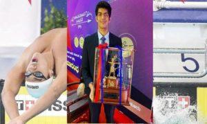 Uzbekistan Open Swimmer Srihari Nataraj Ne 2 Din Mei Banaya 3 National Record