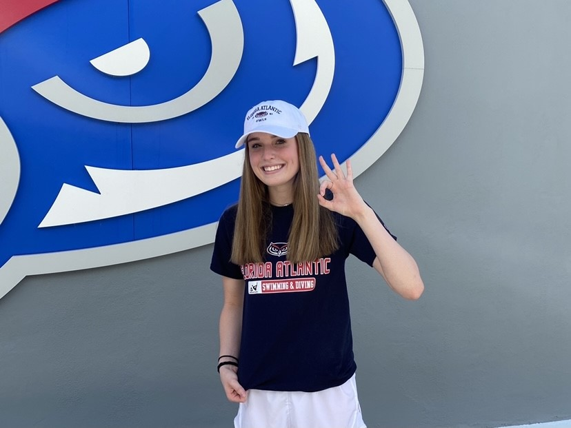 YMCA National's Podium Finisher Riley Trout Commits to DI Florida Atlantic