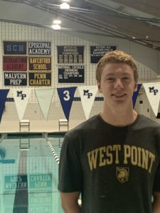 Breaststroker Ryan Durkan Will Join Army-West Point Swim Team in 2021