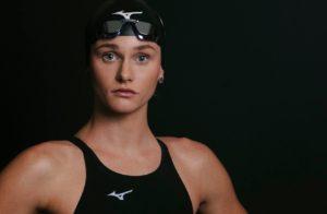 Erika Brown Realizza Il Secondo Tempo USA Nei 100 Stile Libero 54.03