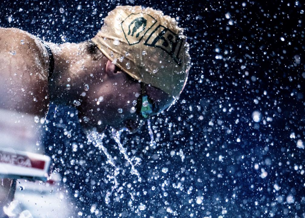 2020 Swammy Awards: Canadian Female Swimmer Of The Year – Sydney Pickrem