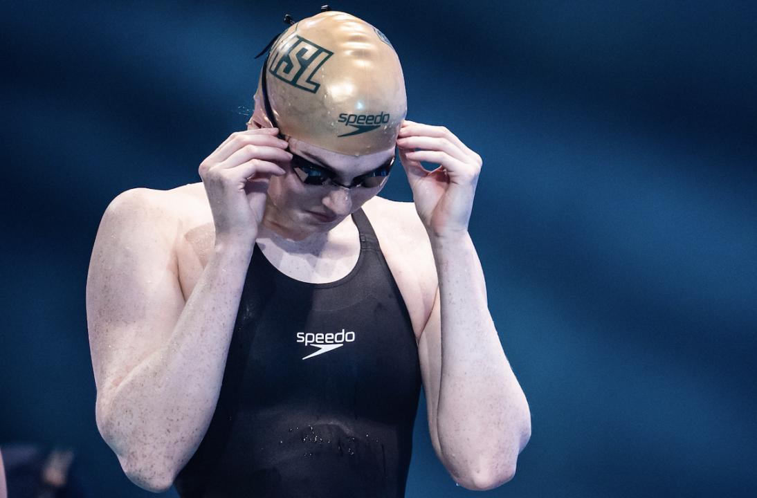 International Swimming League Power Rankings: Week 3