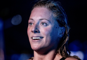 Kira Toussaint Ties Her Own World Record in 50 Back in Amsterdam