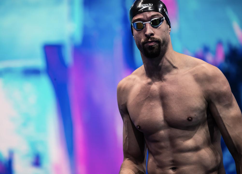 L'Argento Olimpico Dei 100 Stile Pieter Timmers Si Ritira