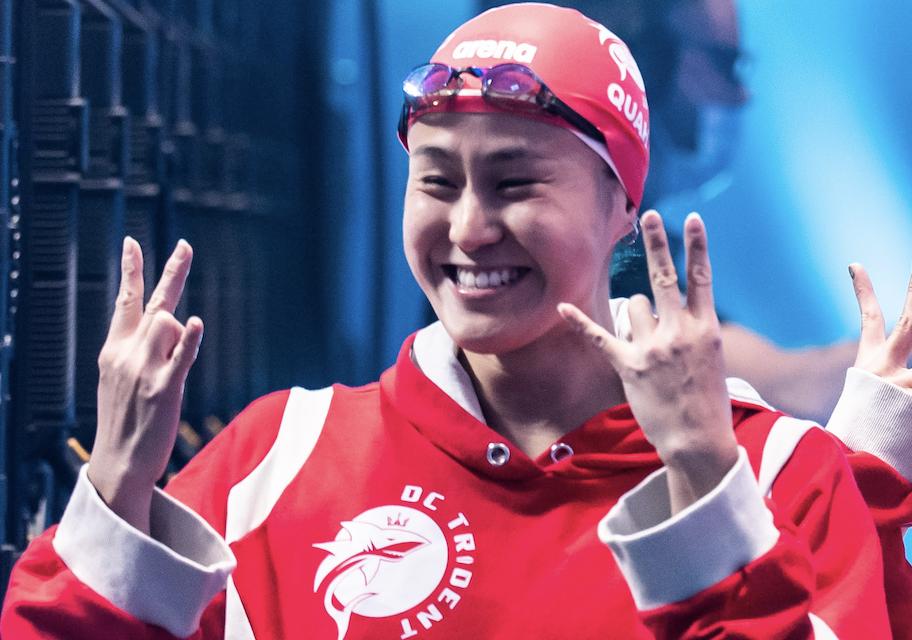 Quah Ting Wen, nuevo récord singapurense en 50 libre: a punto de rebasar los 24