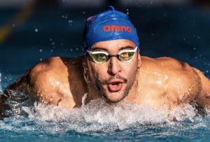 Chad le Clos E 17enne Du Preez Si Qualificano Per Le Olimpiadi 200 Fa