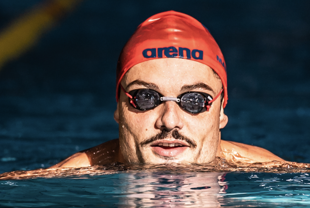 Manaudou Clocks 21.87 50 Free In Marseille Heats