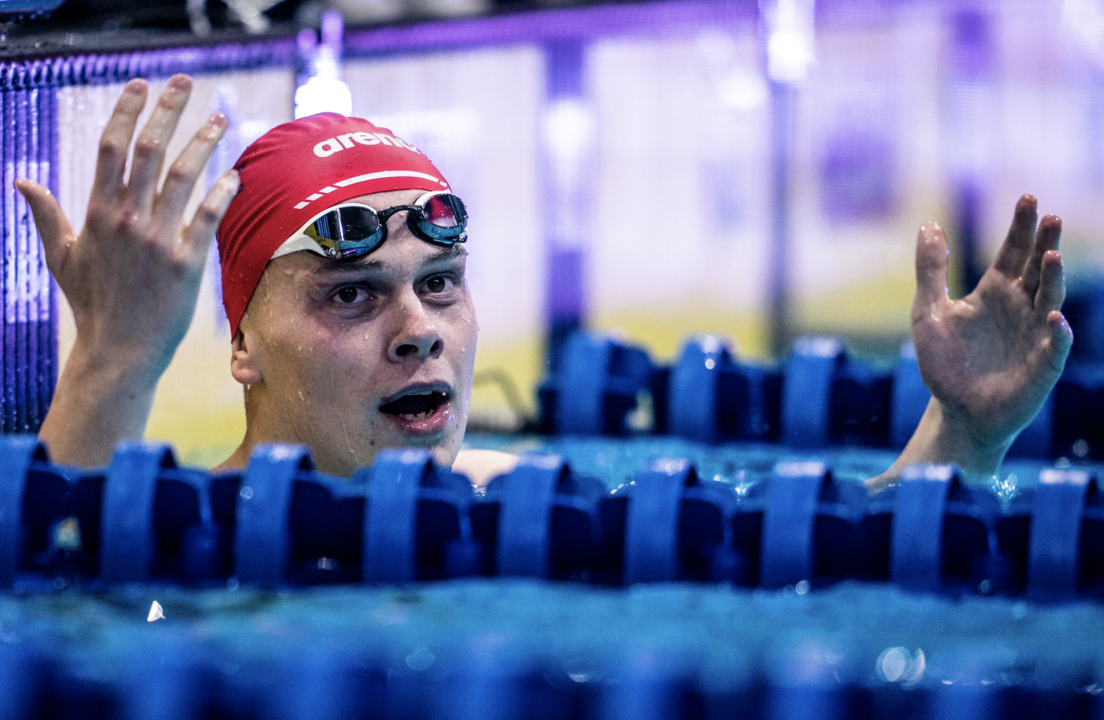 """Danas Rapsys on 400 Miscount: """"The last 10 meters… it was really hard for me"""""""