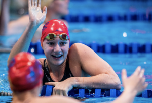 Swimming's TopTenTweets: Maddy Banic The Speechwriter