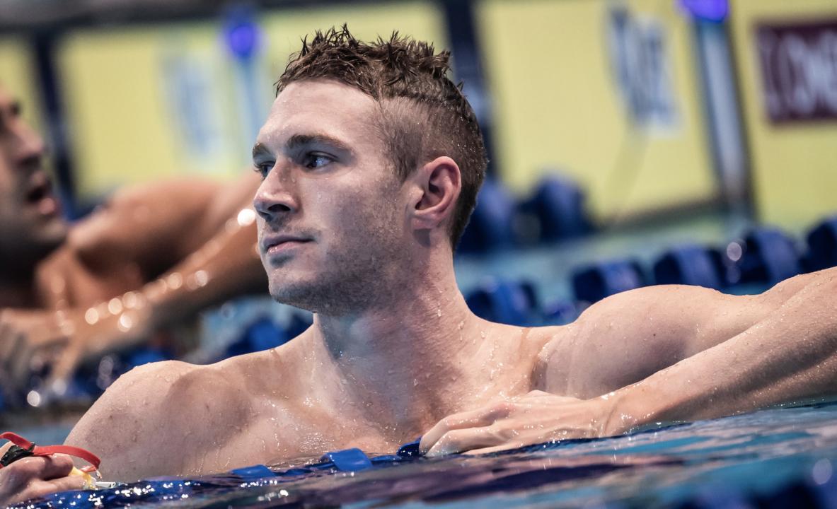 How To Watch The 2021 Pro Swim Series – San Antonio