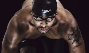 Olympic Champion Cullen Jones Announces Speedo Pool Together