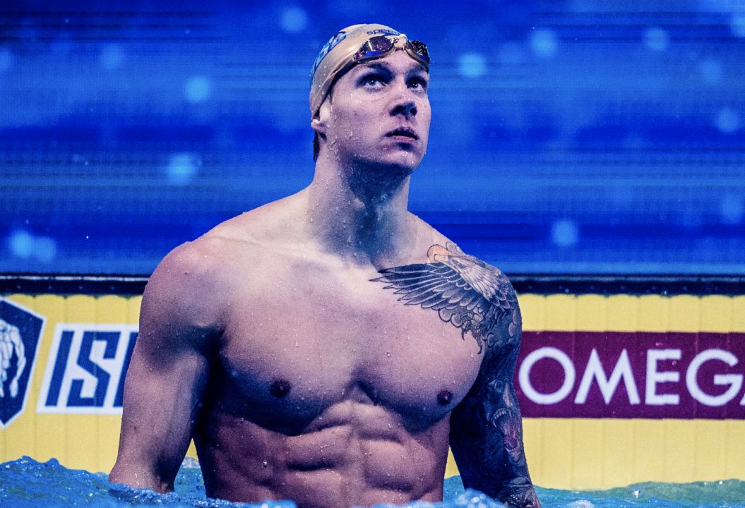 Dressel, Lochte Each in Two Events at Day 2 of ISCA Senior Cup