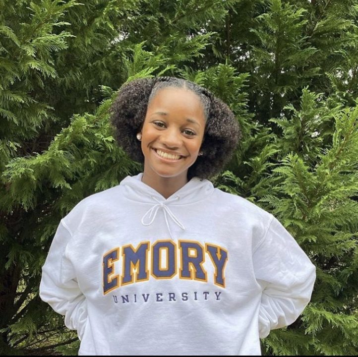 Backstroker Sydney Walker Commits to DIII Emory University