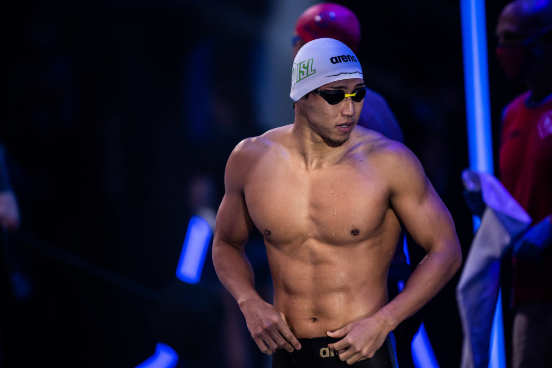 4 Japanese Men Post 51-Point 100 Butterfly Times In Tokyo