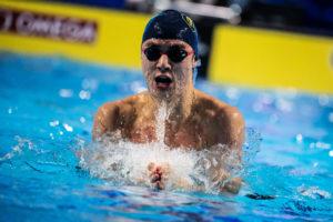 Tomoe Hvas Hits 1:59.44 200 IM At Bergen Swim Festival To Crack FINA A