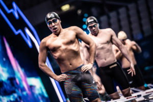Tomoru Honda Out Touches Seto by .01 in 200 Fly Prelims at Japanese Trials