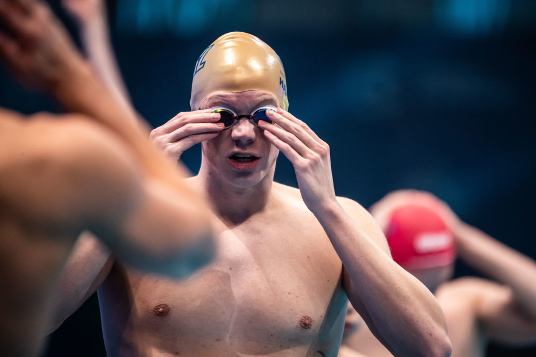 Townley Haas Erases Ryan Lochte's 10-Year-Old American Record In 200 Free