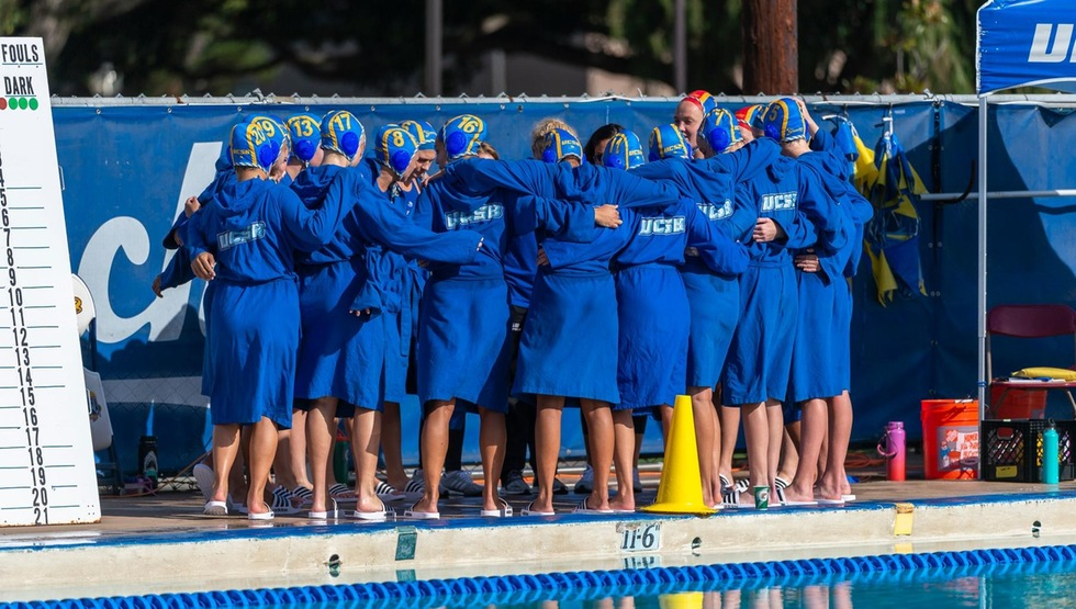 UC Santa Barbara Women's Water Polo Continues Big West Campaign at UC San Diego