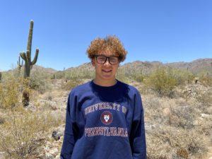 Arizona High School Runner-Up Aaron Rosen Commits to Penn