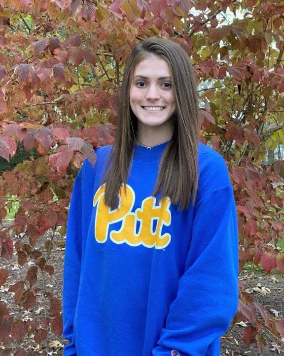 VA Distance Specialist Claire Dafoe Verbals to Pitt (2022)
