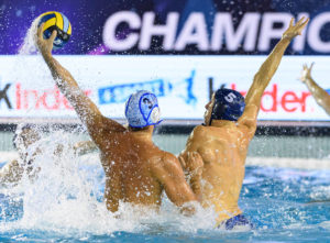 Zodiac CNAB Beats An Brescia For Group B Lead At LEN Champions League