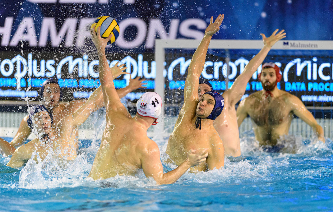 FTC Telekom's 11-2 Blowout Highlights Day 2 of LEN Champions League Water Polo
