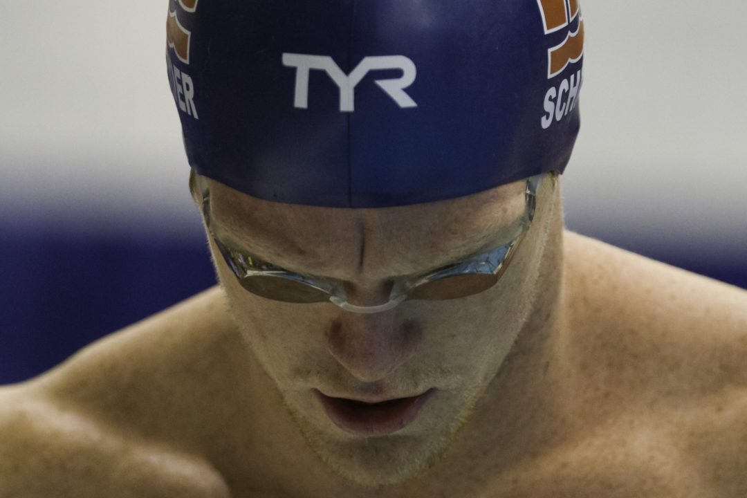6 Sprint Swim Workouts for Bringing the Thunder