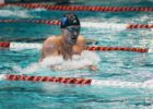 Air Force Men Win 13 of 16 Events In Non-Scoring Dual Against Wyoming