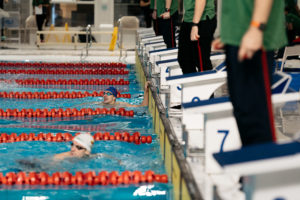Bilis Tops Rapsys, Titenis Hits Olympic 'A' Time On Day 2 of Lithuanian Champs