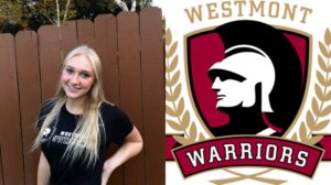 Westmont Swimming Signs Emmeline Larsson