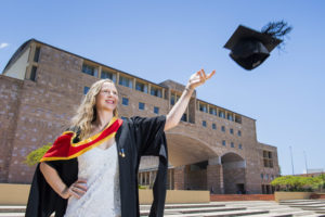 Olympic champion Melanie Wright Becomes A Doctor